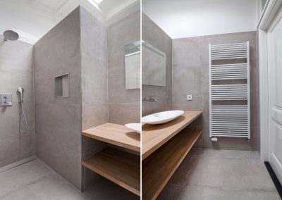 Complete renovation in Utrecht - Bathroom 2