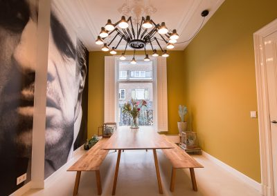 Complete renovation in Utrecht - Dining room 1