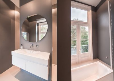 Complete renovation in Utrecht - Open Bathroom 2
